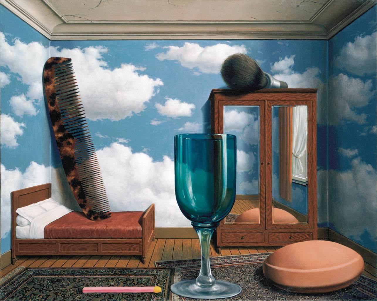 lecture magritte surrealismus wien alte und moderne kunst. Black Bedroom Furniture Sets. Home Design Ideas