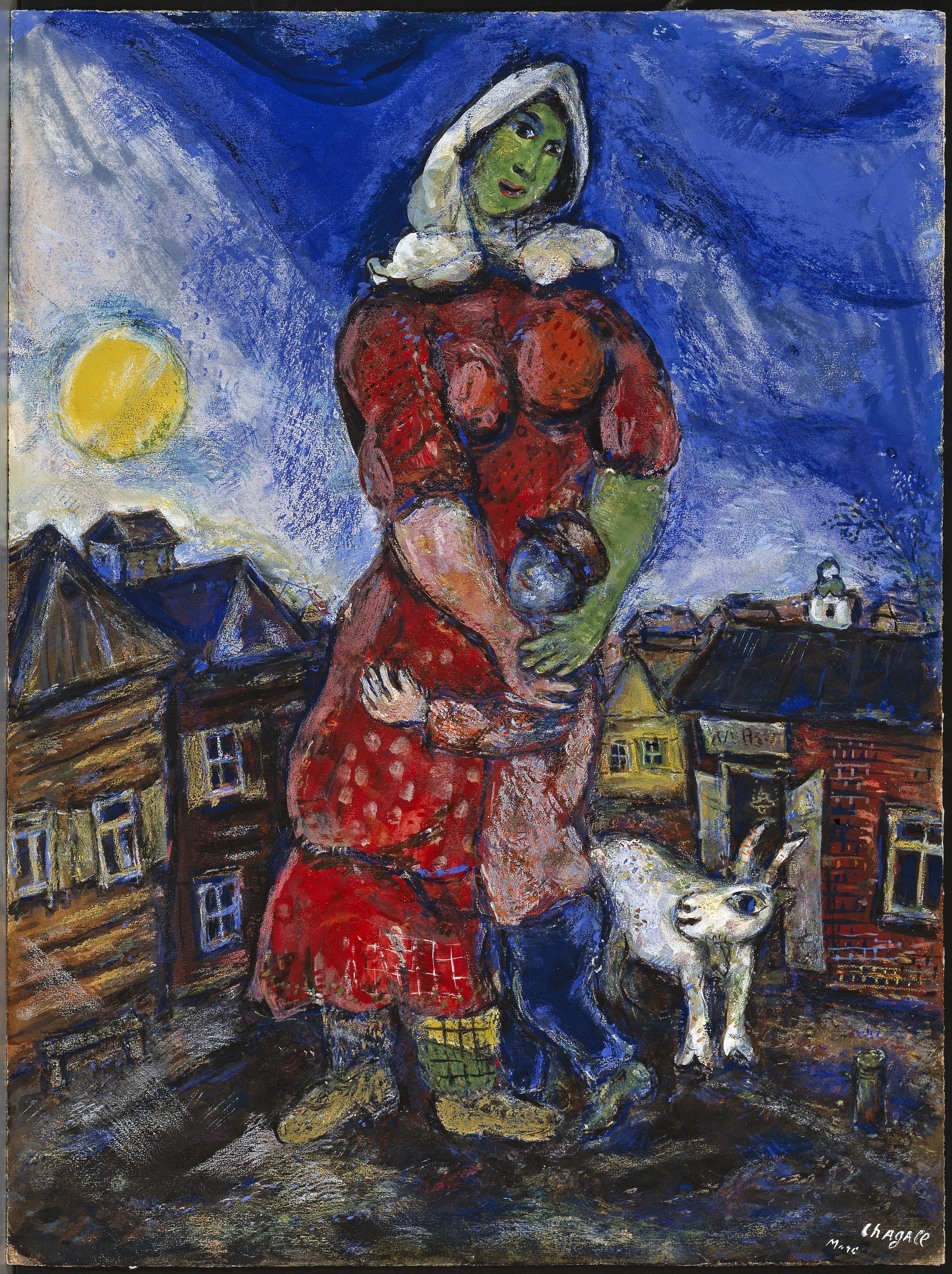 Tefaf art fine art maastricht 2013 for Chagall st paul de vence