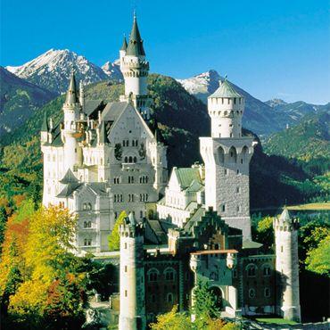 十条最美的德国度假路线