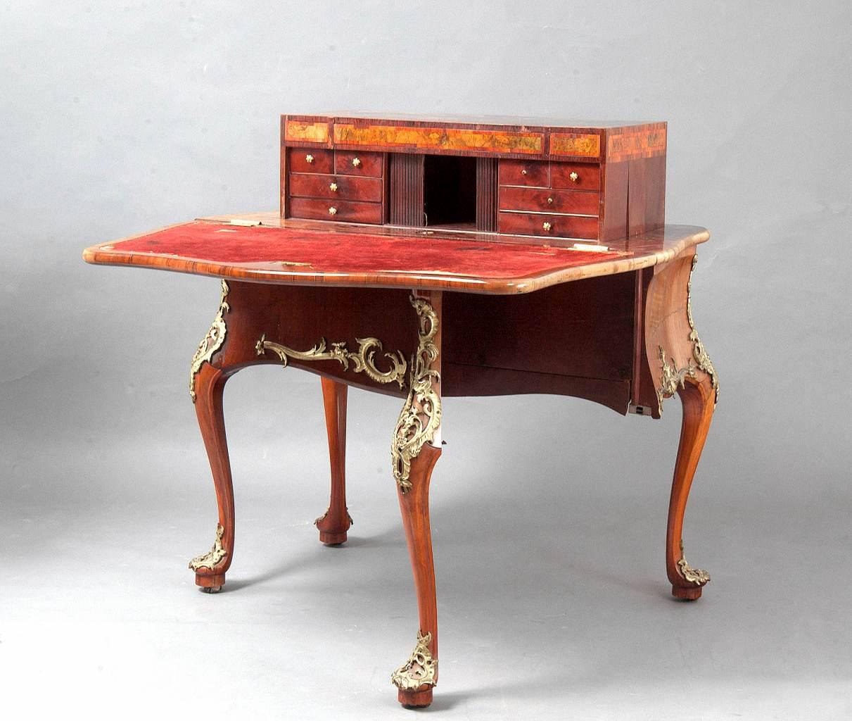 Möbelkünstler Möbelkünstler David Roentgen 300 Jahr