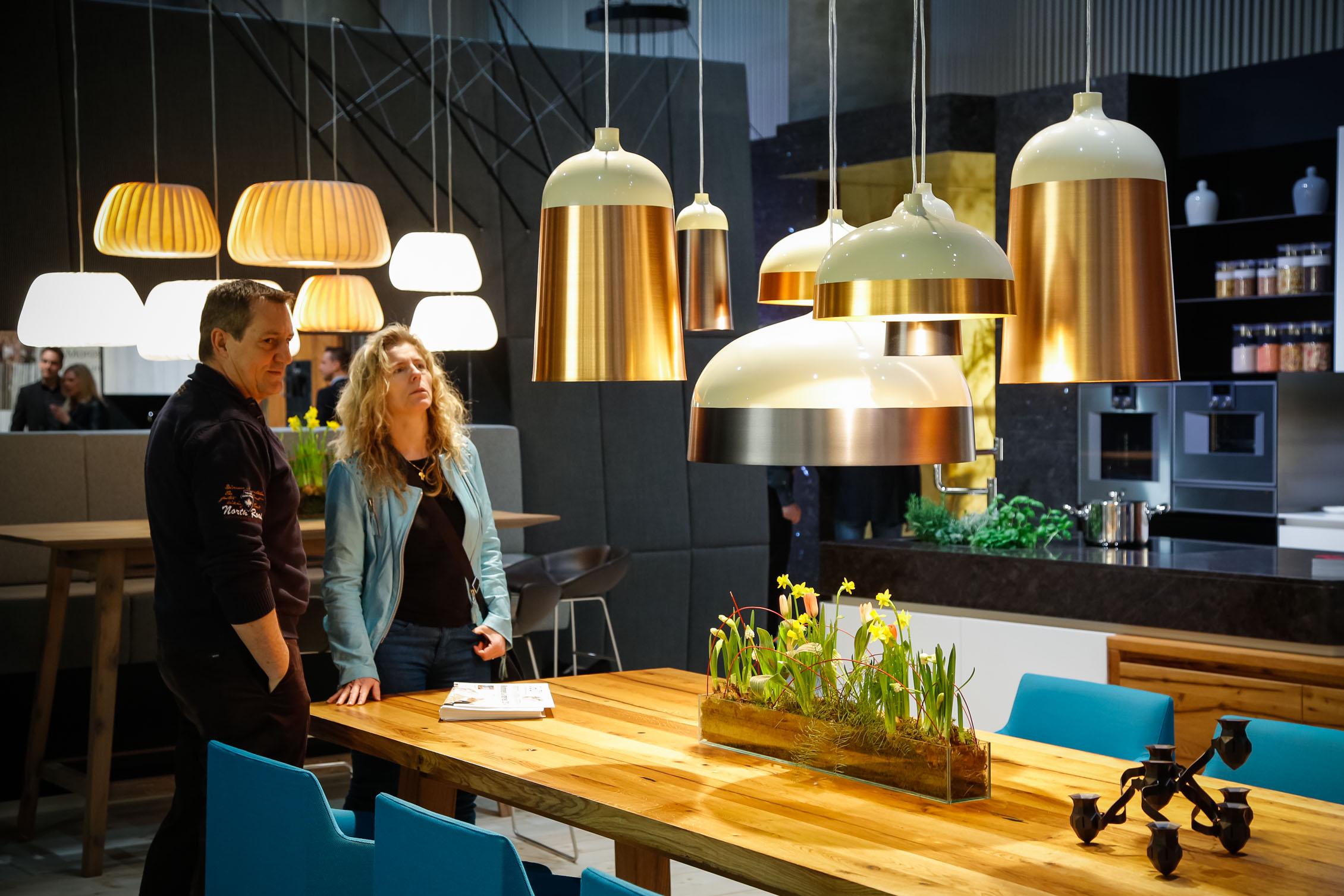 design wohnen interieur 2015 k che als b hne und